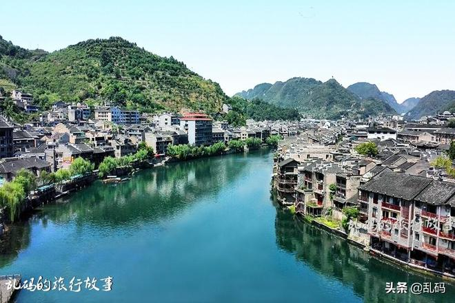 """貴州最低調的古鎮 美景不輸麗江 被譽""""東方威尼斯""""卻少有人知!"""