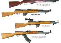 史上最全中國單兵輕武器圖解,絕對能找到服役時你所用過的槍械