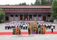 宜賓縣代表團受邀參加尚志市紀念抗日民族英雄趙一曼殉國81週年大會