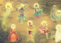 佛教的天龍八部,分別對應《天龍八部》裡的誰?