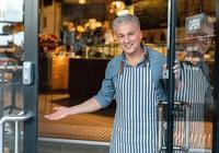 餐飲創業,不懂得設計餐廳的門頭,顧客連門都不會進