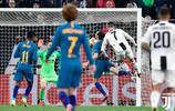 歷史第一!C羅成為第一個在歐冠淘汰賽帽子戲法的尤文球員