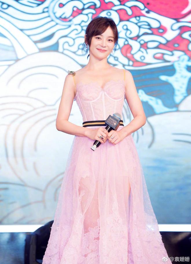 趙麗穎楊冪袁姍姍曾被罵滾出娛樂圈 如今都成功逆襲