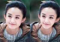 當一些女明星變成網紅臉,趙麗穎失去了特色,只有她錦上添花!