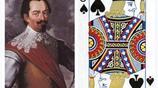 您知道撲克牌上的J Q K都是誰嗎?