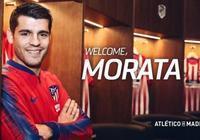 莫拉塔兩次面對皇馬都有進球,且均未慶祝