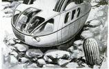 上世紀30年代發明家對未來交通工具的一些奇思妙想