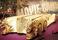 世界上最貴的車 嚇死人啊