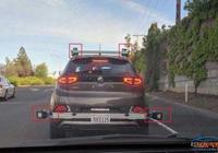 上汽無人駕駛汽車在美國路試