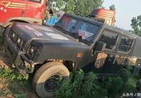 退下來的吉普車,難道這就是傳說中jeep版的勇士