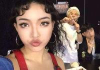 《中國有嘻哈》掀起了嘻哈潮,女rapperVAVA的嘻哈妝真的很漂亮