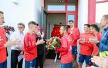 拜仁舉辦羅本、裡貝里、拉菲尼亞的告別儀式 再見羅貝里