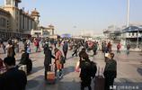 """北京清明假期預計475萬人""""離京"""",放假前火車站已經現""""人潮"""""""