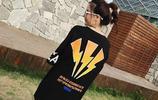 盛夏原宿風T恤,時髦清涼潮出街,平添隨性潮流的年輕氣息