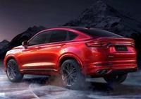 吉利殺手鐗FY11即將上市 最美國產車 顏值秒殺寶馬X6   值得入手