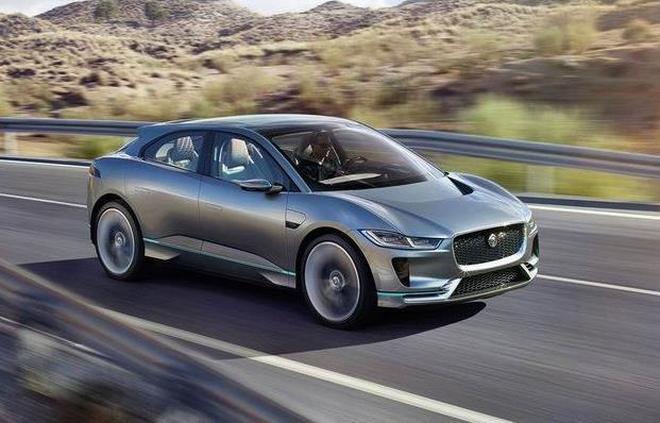 捷豹純電動SUV捷豹I-PACE發佈 未來捷豹家族SUV雛形