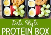 分享幾款歐美健身餐,這麼高蛋白的食物