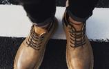 男人冬天穿什麼鞋才是百搭的?馬丁靴瞭解一下
