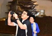 遲重瑞與500億老婆陳麗華的博物館太奢華,連成龍都忍不住拍