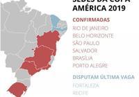 美洲盃組委會邀請國足參加2019年美洲盃