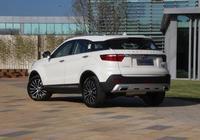 與CRV同級的合資SUV,光車寬就達到了1米93,卻11萬就配了1.5T