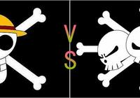 在《海賊王》中如果黑鬍子海賊團與路飛海賊團開戰,那麼每個人的對位是誰?