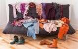 建議大家:房子再小,也別衣服放沙發上!學學上海人,整潔還高級