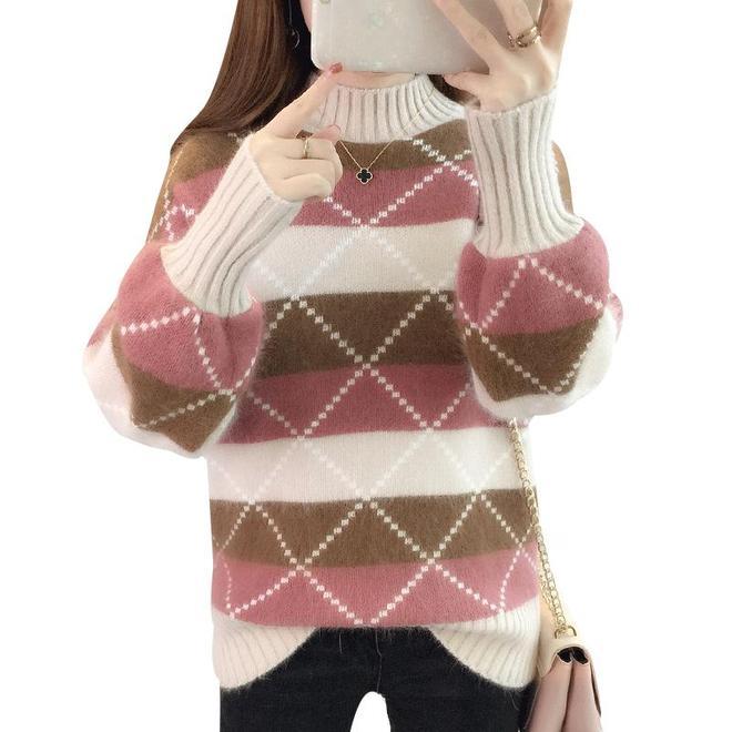寒冷的冬天,比打底衫好看,太美了,不僅滿足你的暖,美呆了