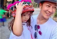 陳浩民3歲小女兒太可愛了