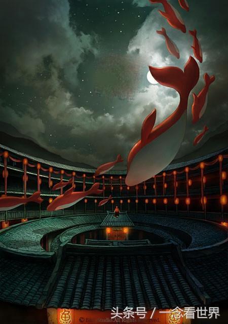 有一種愛叫做大魚海棠
