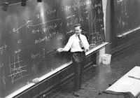 物理學界的魔術師——費曼