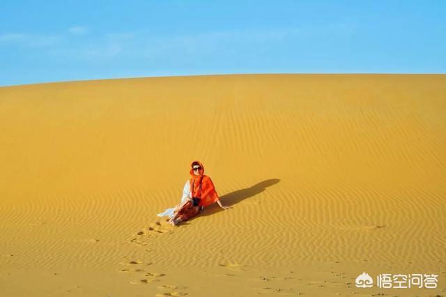 有哪些事情是你去過沙漠才知道的?