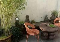 你家的院子有石頭嗎