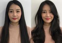 臉大和五官扁平的妹子,該如何拯救自己的容貌?