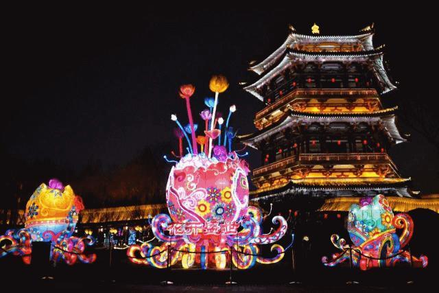 到西安過春節,為什麼能體會到年回大唐的感覺?