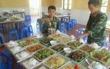 中國周邊國家的軍隊伙食