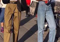 遮肉顯瘦顯腿直,這條褲子也太好穿了吧!