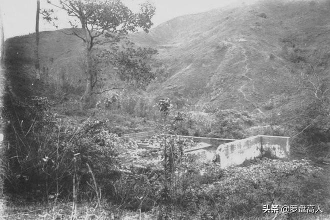 廣東老照片:清末民國期間粵東北山區連平的高清景物照