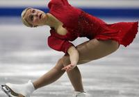 芬蘭花樣滑冰選手,金髮碧眼基拉-科爾皮!