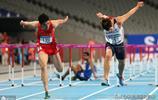 人物影像:謝文駿,90後,上海人,中國男子田徑隊110米欄運動員
