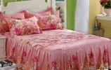 姐夫的審美也太高級了吧!新房裝上這款床裙好氣派!給大家拍照看