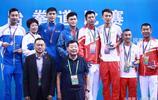 田間獲全運會跆拳道男子81公斤以上級冠軍