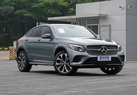 新款奔馳GLC Coupe正式上市 售46.38-59.48萬元