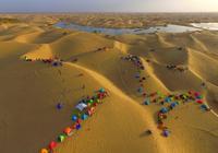 """沙漠裡的守望者——見證在塔克拉瑪干大沙漠中居住的""""羅布人"""""""