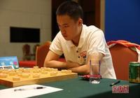 惠安靦腆少年站上全運領獎臺 贏得項目象棋的銀牌