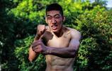 軍人秀健美肌肉,這才是錚錚鐵漢子!
