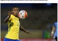 阿賈克斯妖人獲巴西隊補招 歐冠射殺皇馬 冬窗險些加盟恆大