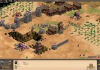 帝國時代2劍士+塔戰術