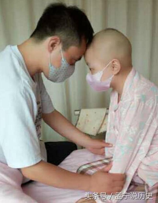 9歲白血女孩:媽媽,我不治病了,你再生個和我一樣的妹妹吧!
