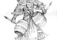 隋唐演義裡十三傑、四猛、四絕都是誰?